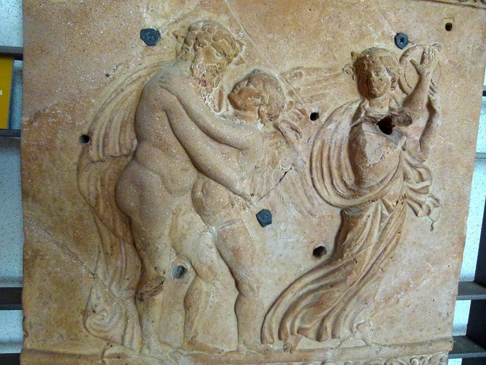 Eros eine griechische Mythologie
