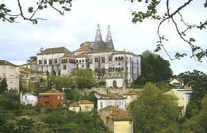 Sintra, Queluz, Estoril