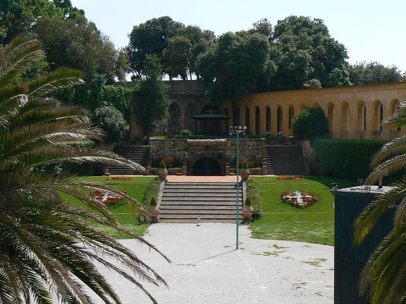 Palazzo Und Giardino Scotto