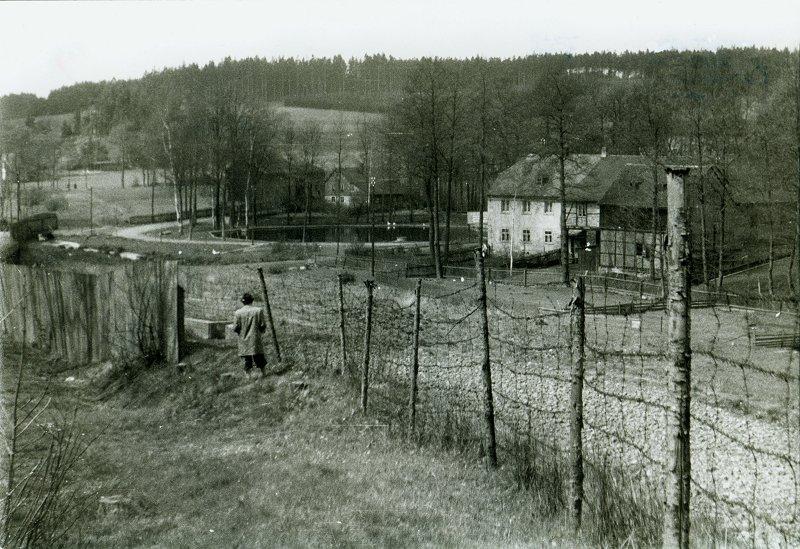 Geteiltes Dorf