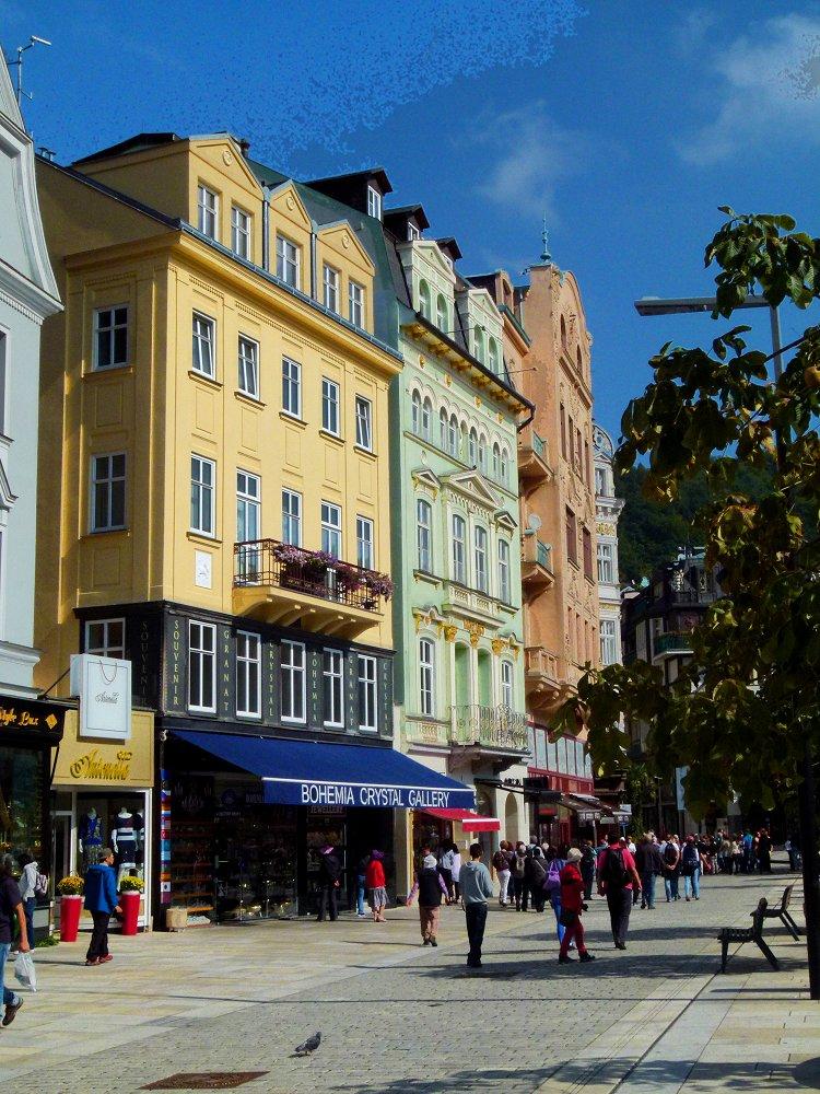 Shoppen In Karlsbad